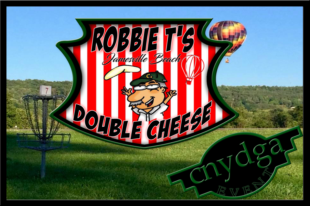 Robbie T's Double Cheese – May 22, 2021
